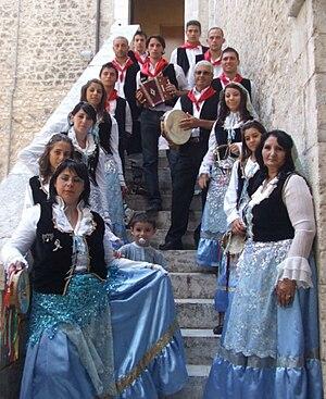 Griko people - Image: Griko Bovesia Aspromonte Calabria Italy