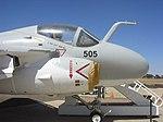 Grumman A-6E, Estrella Museum, Paso Robles starboard nose profile (5779994900).jpg