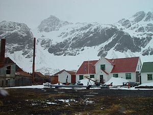 South Georgia Museum - South Georgia Museum, Grytviken