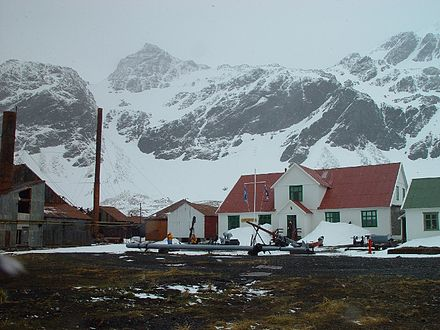 Grytviken Museum in South Georgia Grytviken museum.jpg
