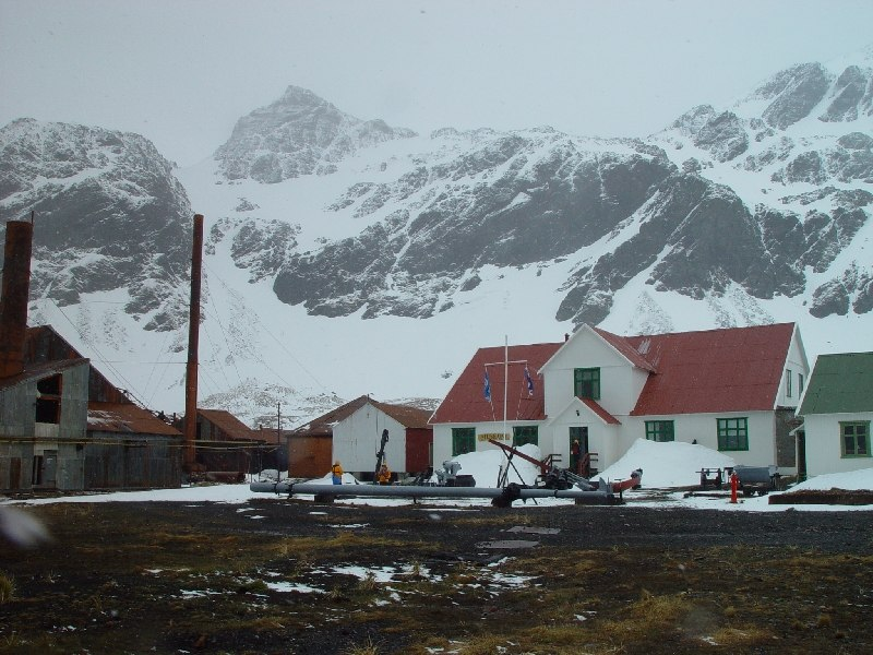 Grytviken museum