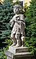 Gstettenhof, Gresten 04 - putto with dog.jpg