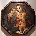 Guercino, madonna della rosa con il bambino, 1615-16, da fondaz. carisbo, bologna.JPG