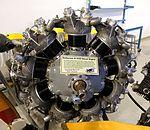 Guiberson A-1020 diesel aircraft engine - Hiller Aviation Museum - San Carlos, California - DSC03073.jpg