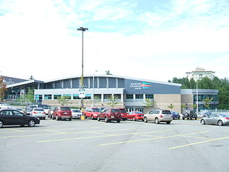 Guildford, British Columbia - Guildford Recreation Centre