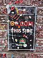 Gum Wall, Pike Place Market, Seattle (2014) - 3.JPG