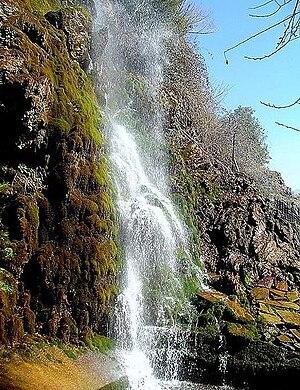 Çivril - Gümüşsu Waterfalls near Çivril