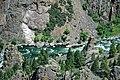 Gunnison River (Black Canyon of the Gunnison National Park, Colorado, USA) 2 (19684576380).jpg