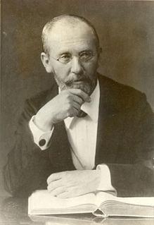 Gustav Schreck German composer and music educator
