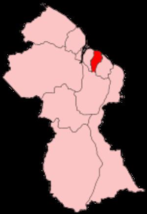 Demerara-Mahaica - Image: Guyana Demerara Mahaica