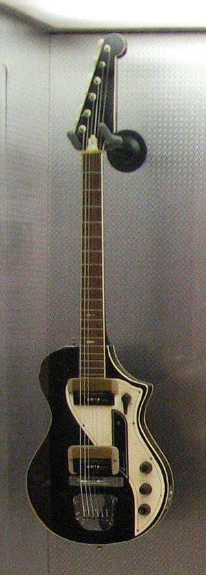 Antoria - Guyatone LG-60B (1959)