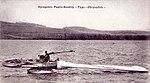 Gyroptère sur l'eau (carte postale).jpg