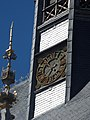 Hôtel-Dieu de Beaune - Rue de l'Hôtel Dieu, Beaune - clock (35651704175).jpg