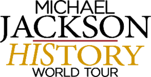 HIStory World Tour - Image: HI Story Tourlogo