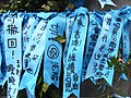 HK Admiralty Tamar Square Ribbon message 074 Blue 9-Sept-2012.JPG