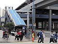 HK Kwun Tong Road MTR Footbridge near Tung Yan Street entrance A1.JPG