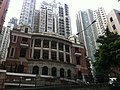 HK Mid-levels 堅道 Caine Road view Castle Road Dr Sun Yat-sen Museum 雍景臺 Robinson Place background Nov-2010.jpg