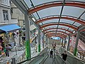 HK Sai Ying Pun 西環正街 Centre Street 06 Escalators interior May-2013.JPG