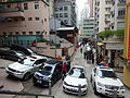 HK Sheung Wan 上環 磅巷 Pound Lane Tai Ping Shan Street temple n carpark Feb-2016 DSC.JPG