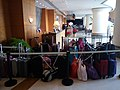 HK TSW 天水圍 Tin Shui Wai 天恩路 Tin Yan Road 嘉湖海逸酒店 Harbour Plaza Resort City hotel interior luggage zone Dec 2016 Lnv2.jpg