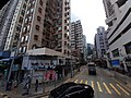HK tram view 堅尼地城 Kennedy Town 吉席街 Catchick Street Sands Street October 2019 SS2 03.jpg