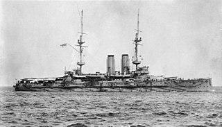 HMS <i>Russell</i> (1901) ship