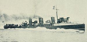 HMS Viper (1899) - HMS Viper