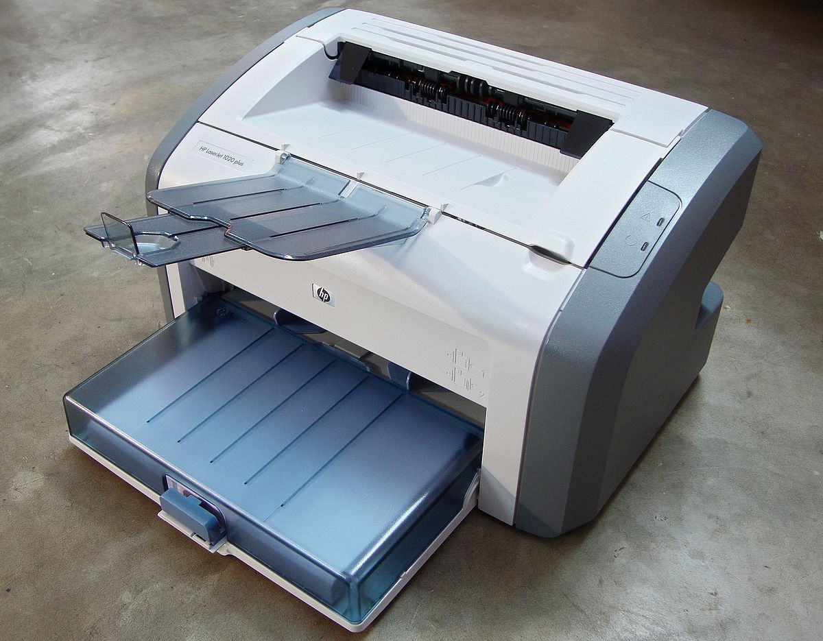 HP LaserJet 1020 - Wikipedia
