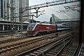 HXD1D 0001 at Shenzhen Railway Station (8529622347).jpg