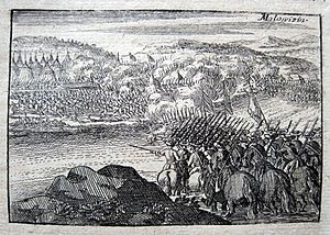 Battle of Holowczyn - Battle of Holowczyn, 1708