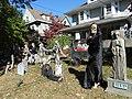 Halloween Ghoul Display - Clinton Street - Hackensack - New Jersey - USA - 01 (10354438886).jpg