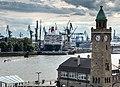Hamburg, Hafen, Kreuzfahrtschiff -Queen Mary 2- -- 2016 -- 3159-65.jpg