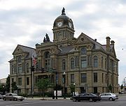 Hancock County Ohio Courthouse