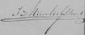 Handtekening Jan Mijnlieff (1766-1823) anbachtsheer en schout Ouderkerk.png