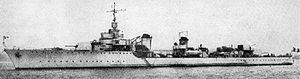 Le Hardi-class destroyer - Image: Hardi 2