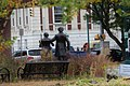 Harriet Tubman and William Seward Statue in Schenectady, New York.jpg
