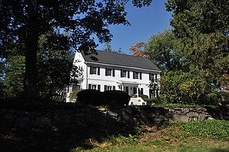 Hadden-Margolis House - Image: Harrison NY Hadden Margolis House