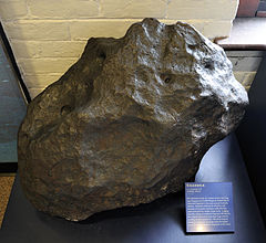 Harvard Museum of Natural History. Meteor from Coahuila (DerHexer) 2012-07-20.jpg