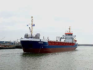 Damen Group - Damen Combi Freighter 3850 MS Hathor