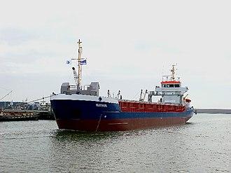 Damen Group - Damen Combi Freighter 3850 MS Hathor