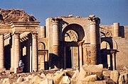 Ruinas en Hatra.