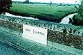 Hauterive (Orne) - Chassé (Sarthe) la Sarthe, limite des départements.jpg