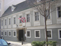 The house in Vienna (now a museum) where Haydn spent the last years of his life (Source: Wikimedia)