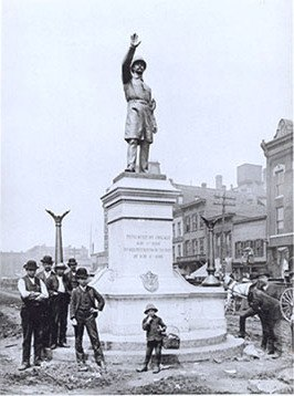 the haymarket affair Haymarket affair has been listed as one of the history good articles under the good article criteria if you can improve it further, please do so.