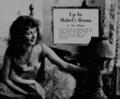 Hazel Dawn-Up in Mabels Room-Tribune 1919-02-23.png