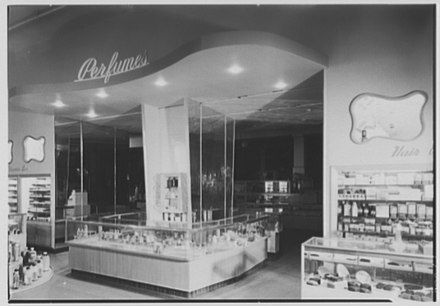 List of defunct department stores of the United States