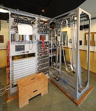 Heath Robinson (codebreaking machine) - The national museum of computing's Heath Robinson machine from a different angle