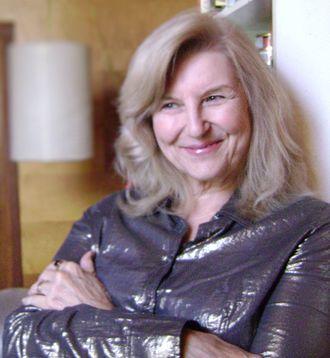 Hedwig Gorski - Poet Hedwig Gorski, 2009, Louisiana.