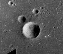 海因里希陨石坑