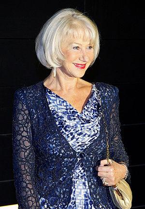 Schauspieler Helen Mirren